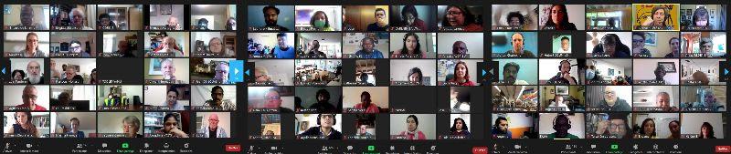 « L'heure de la rencontre et du partage #2 » rencontre mondiale virtuelle Emmaüs International